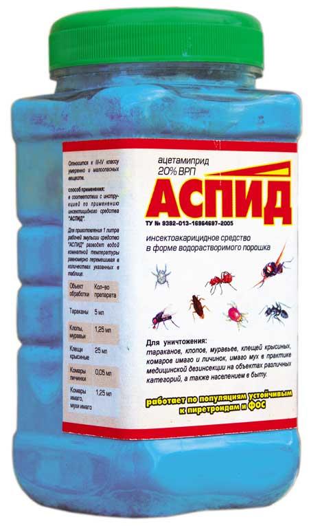Препарат Аспид